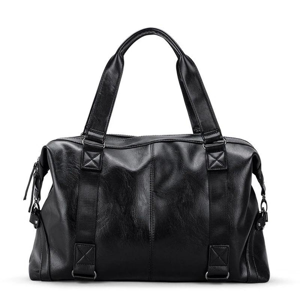 Men's Aviator Duffel Bag-The Hub Venue