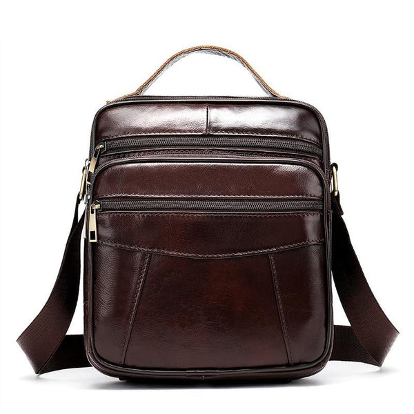Men's Norman Shoulder Bag-The Hub Venue