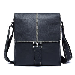 Men's Leather Shoulder Bag