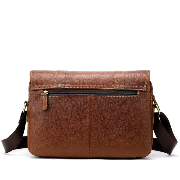 Men's Cross-body Vintage Messenger Bag-The Hub Venue