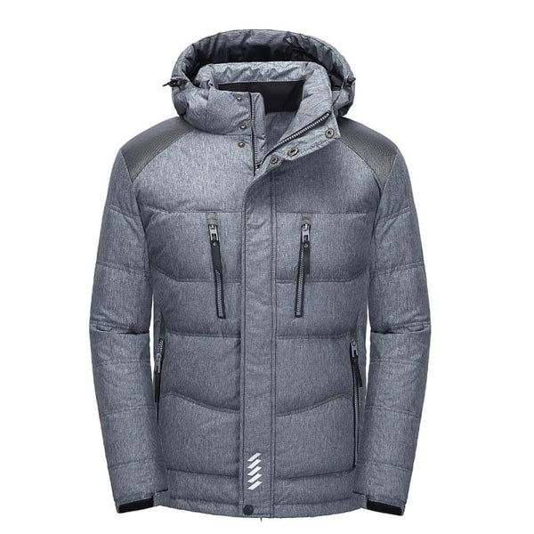 Winter Down Jacket-The Hub Venue