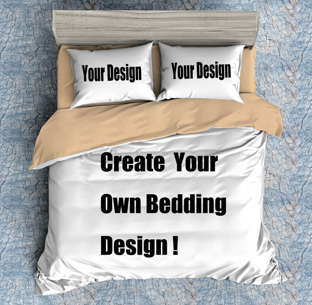 Custom Duvet Cover Set Bedding