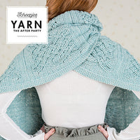 YARN after the party - Celtic Tiles Wrap
