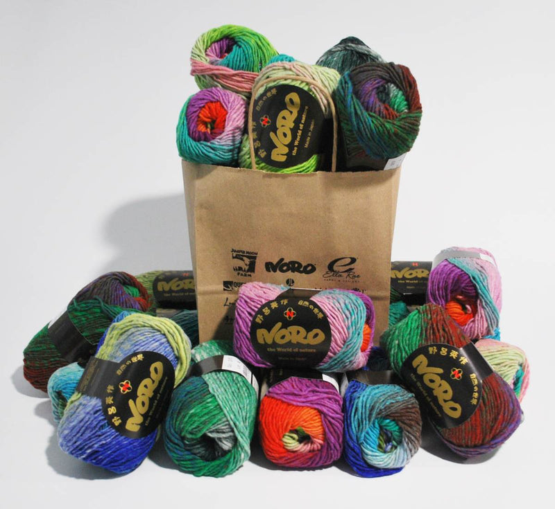NORO Heart Blanket Kit
