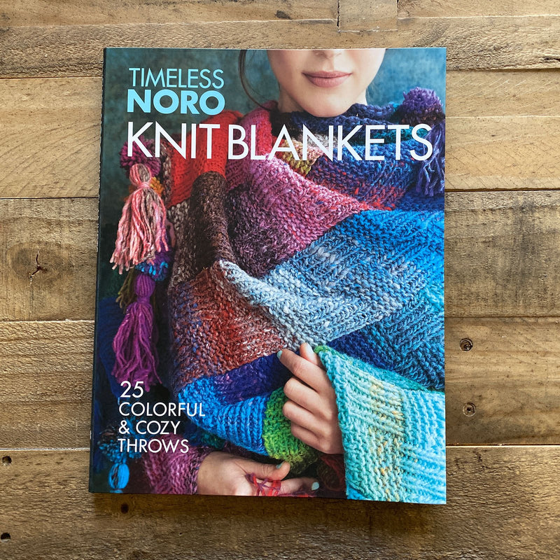 Timeless NORO - Knit Blankets