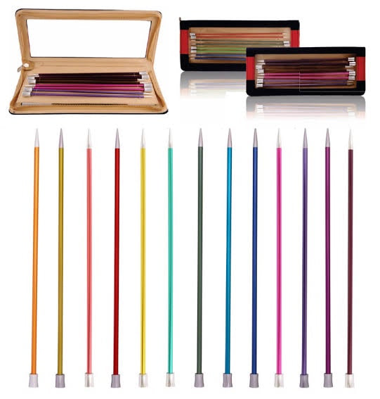 Zing Single Pointed Needle Set