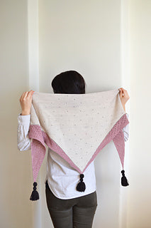 Plumetis Shawl Pattern or Kit
