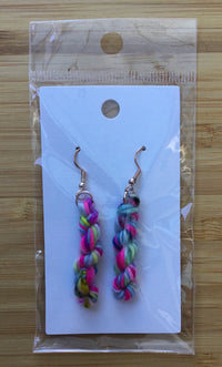 Mini Skein Earrings