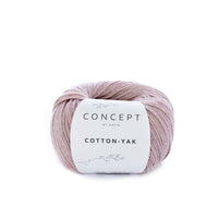 Concept Cotton - Yak