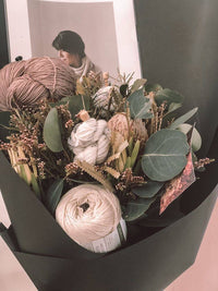 Yarn Bouquet - Project