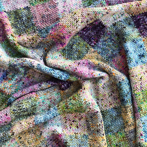 The Speckled Squares Blanket