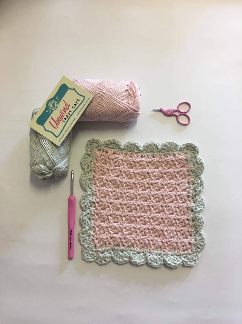 Washcloth Kit