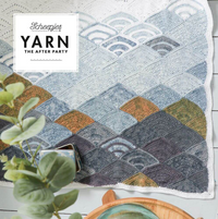 YARN After The Party - Mountain Clouds Blanket