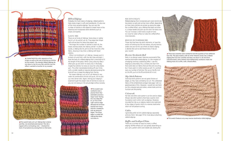 Finishing School - a master class for knitters