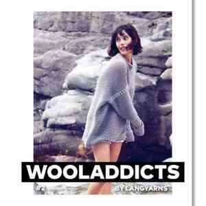 Wool Addicts Pattern Book