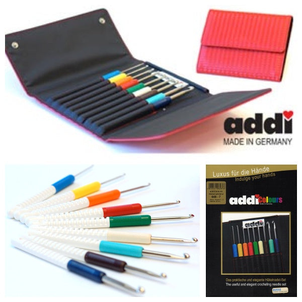 ADDI Crochet Hook set