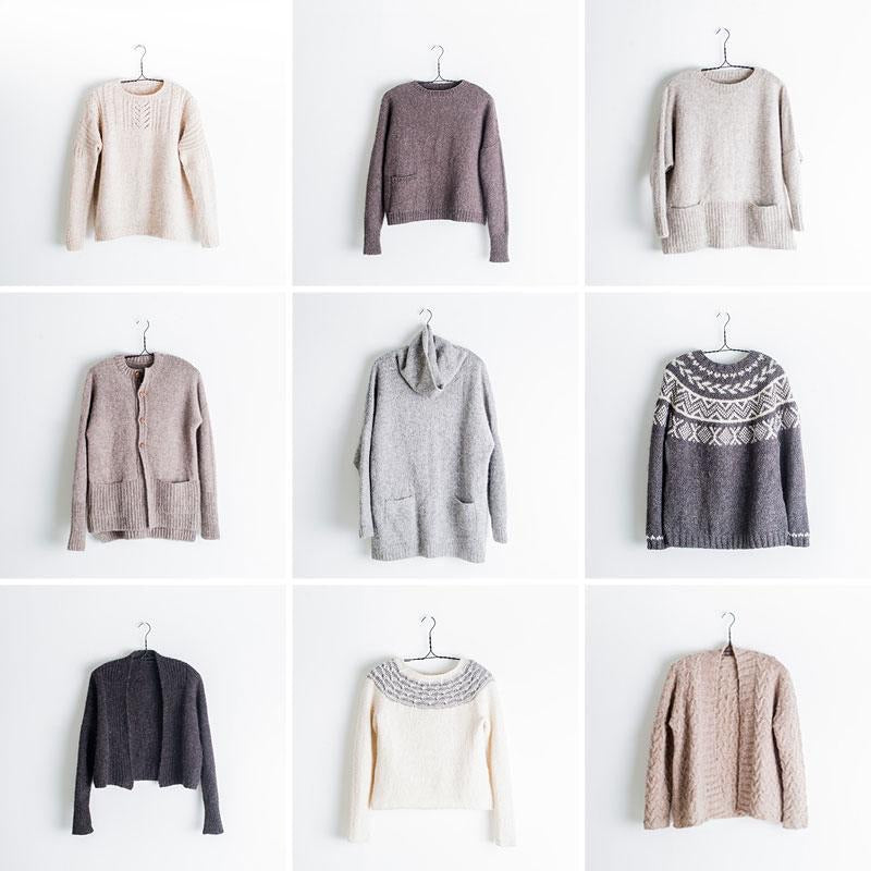 Plain and Simple - 11 Knits To Wear Everyday