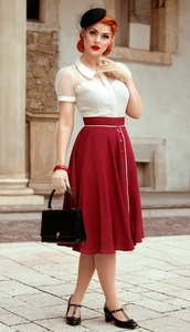Buy 1940s & 50s Vintage Inspired Style Skirts