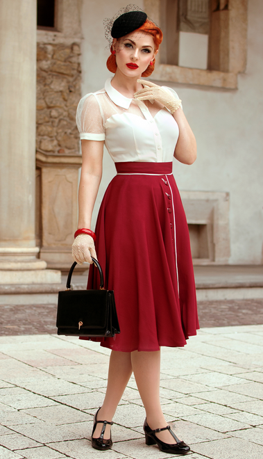 Shop Authentic Vintage Style Skirts