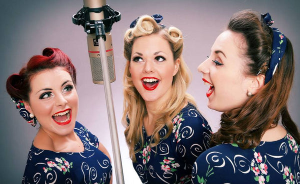 The Three Belles Vintage Singers