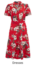 Shop & Buy Authentic Vintage 1940s and 1950s Style Dresses