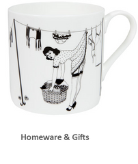 Shop & Buy Authentic Vintage 1940s and 1950s Style Homewear & Gifts