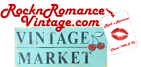 Rock n Romance Vintage Market Seller Registration