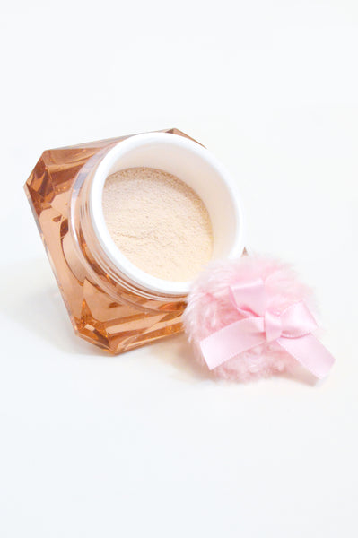 Pin Up Powder by Le Keux Cosmetics - RocknRomance True 1940s & 1950s Vintage Style