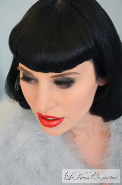Whistle Bait Red Lip Paint by Le Keux Cosmetics