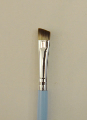 Duel End Brow and Shaddow Brush by Le Keux Cosmetics