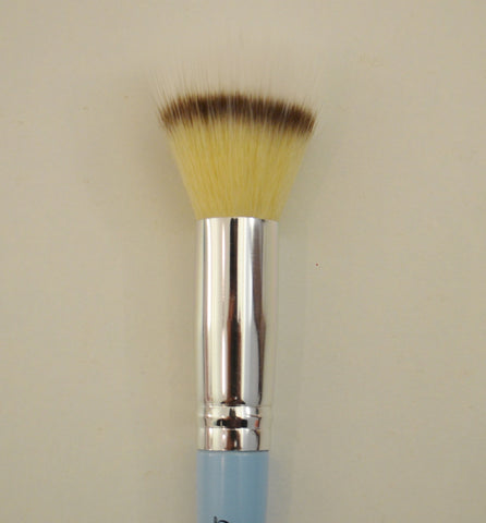 Le Keux Cosmetics Duel End Stipple & Concealer Brush by Le Keux Cosmetics - RocknRomance Clothing