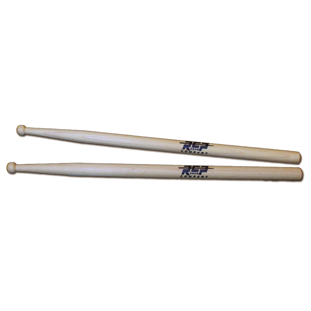 RCP American Hickory Marching Drumsticks