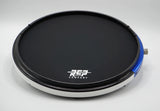 "14"" Active Snare Drum Practice Pad with Adjustable Snare and Black Head"