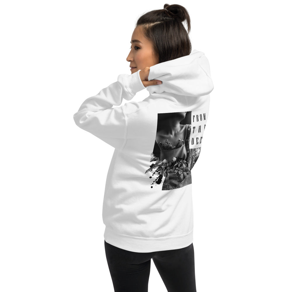 "Limited Edition ""Superimpose"" Unisex Hoodie"