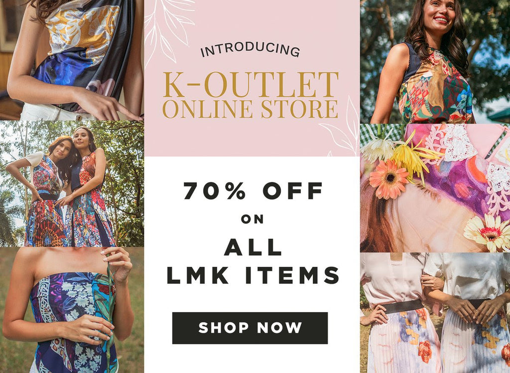 KAMISETA OUTLET MALL- Haul your Kamiseta favorites at 70% OFF! 💖