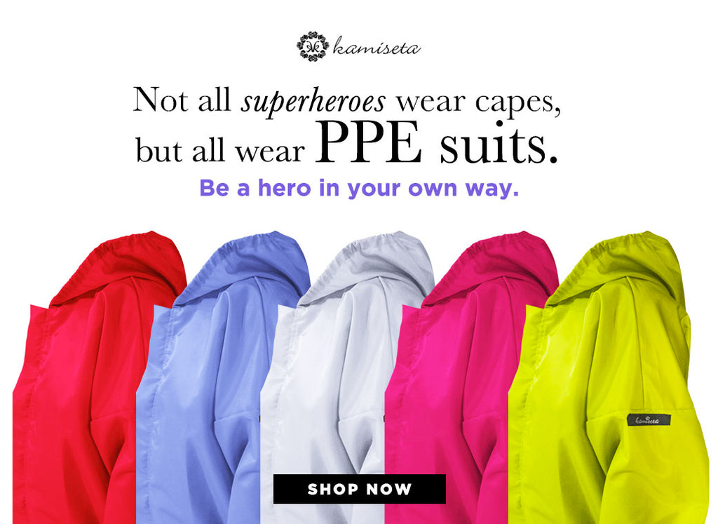 Kamiseta Cares: Protect lives by wearing PPEs now for sale in our website