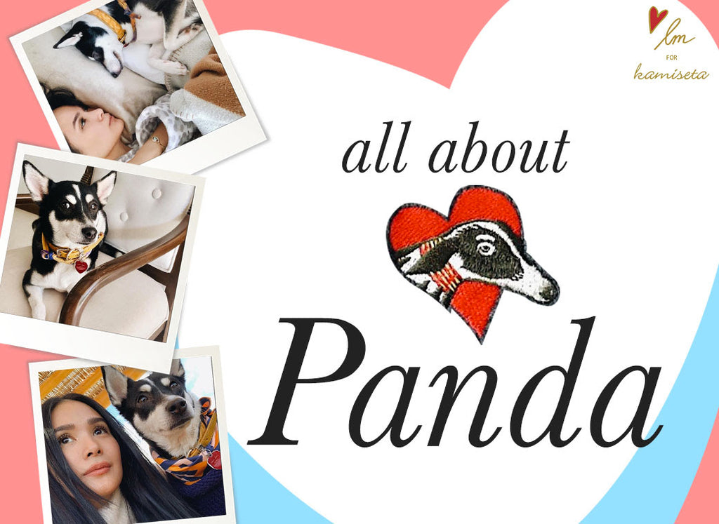 For the LOVE of PANDA: Kamiseta's Panda Collection