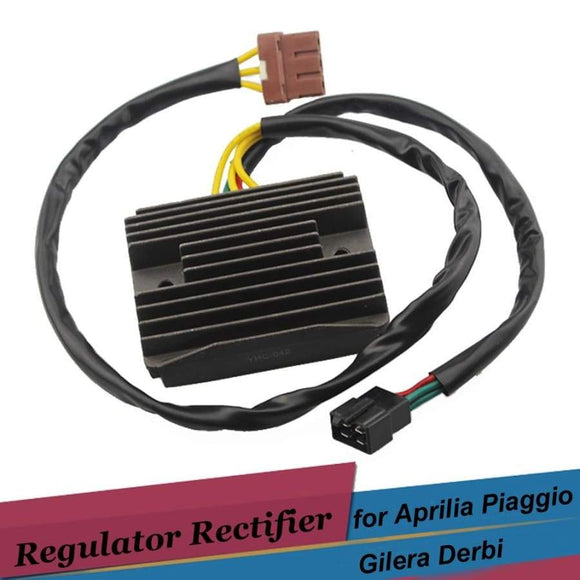 12V Motorcycle Rectifier Voltage Regulator For Piaggio Gtv 250 Gts 250 Ie Carnaby 300 Cruiser Xevo 400 Mp3 250 Beverly 500