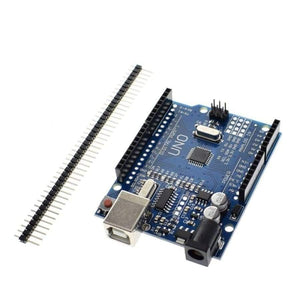 1Pcs Uno R3 Ch340G Smart Electronics Mega328P Compatible For Arduino