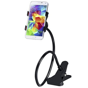 360 Rotating Flexible Long Arm Cell Phone Holder Stand Lazy Bed Desktop Tablet Car Selfie Mount Bracket