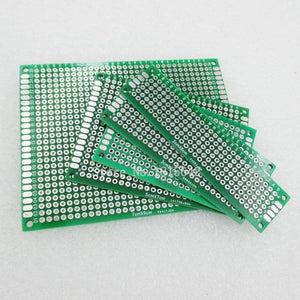5Pcs/Lot Pcb Kit 7X9 5X7 4X6 3X7 2X8Cm Double Side Copper Prototype Universal Board Electronic Diy