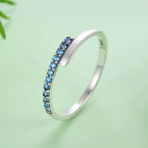 925 Sterling Pure Silver Youth Charm Personality Adjustable Light Mature Women Hundred Matching Ring