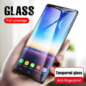 9H Protective Screen Glass On The For Samsung Galaxy S6 S7 A3 A5 A8 A6 Plus A7 Tempered Protector Film