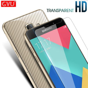 9H Tempered Glass For Samsung Galaxy A5 A7 A8 Plus Screen Protector A9 A3 Protective Film