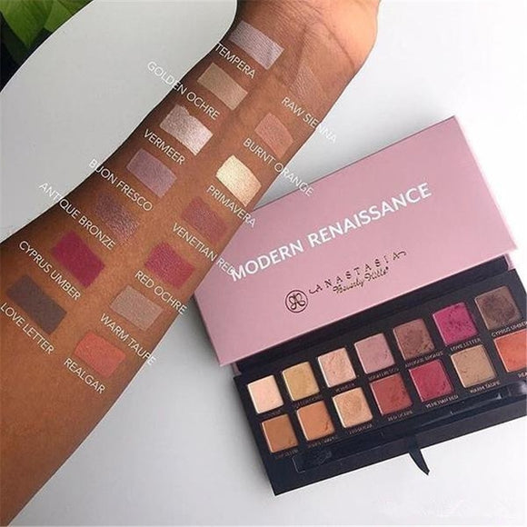 2020 NEW Anastasia Beverly Hills Palette Norvina Eyeshadow Palette Makeup Cosmetics Palette Anastasia Beverlying Hills