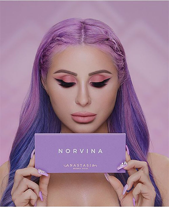 2019 NEW Anastasia Beverly Hills Palette Norvina Eyeshadow Palette Makeup Cosmetics Palette Anastasia Beverlying Hills