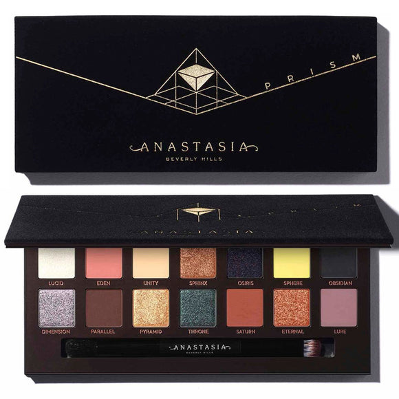 Anastasia Beverly Hills Palette Eyeshadow Palette Makeup Cosmetics Eyeshadow Palette Anastasia Beverlying Hills Makeup PRISM