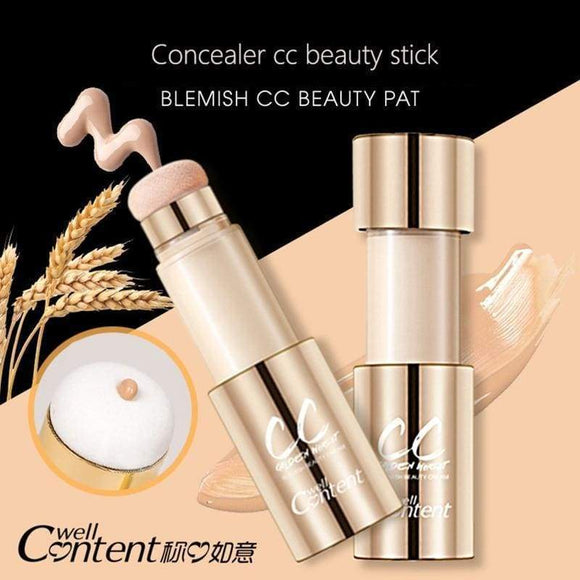 Air Cushion Cc Cream Concealer Moisturizing Foundation Makeup Korean Style Cosmetics Bare Whitening Face Beauty 1