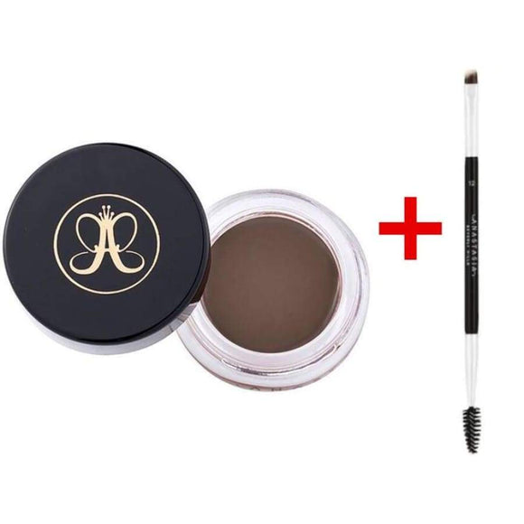 Anastasia Beverlying Hills Makeup Powder Glow Kit Contour Highlighter Palette Face Blusher Eyebrow Cream