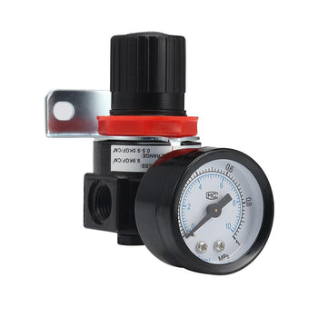 Ar2000 1/4 Inch Air Control Compressor Pressure Relief Regulator Valve (Multi)